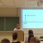 Alumni-Vortrag von Kristina Jonas