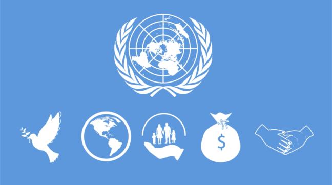 Agenda 2030 Ziele - Logos